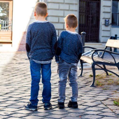 kék poló - Bozoki Kids Fashion