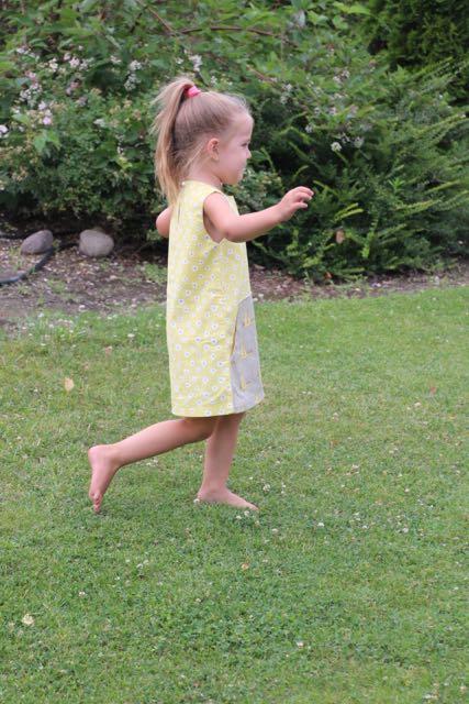 nyuszis ruha - Bozoki Kids Fashion
