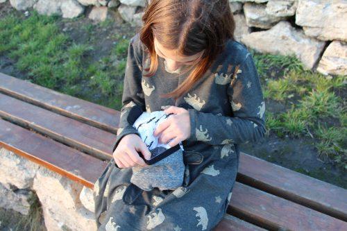 plüss- Bozoki Kids Fashion